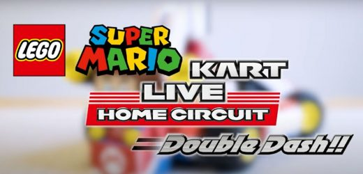 Someone Combined Mario Kart Live With Lego Mario And It's Pretty Great