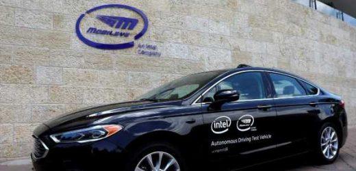 Mobileye announces autonomous vehicle pilot programs in Tokyo, Shanghai, and Paris