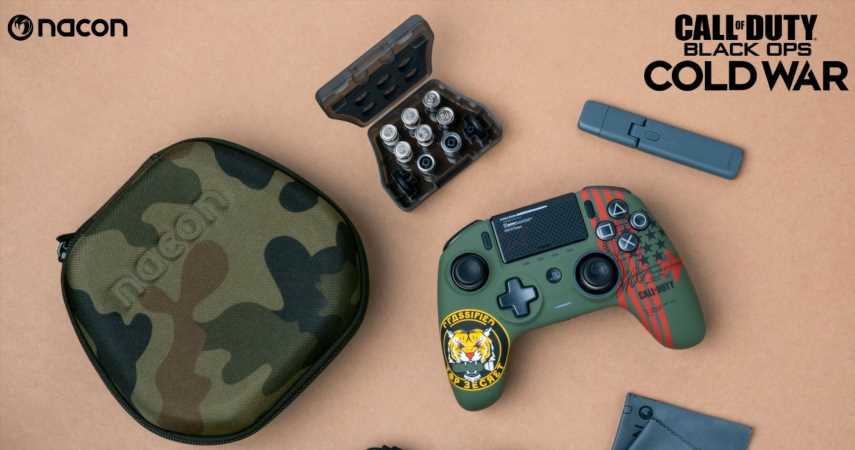 Nacon Revolution Unlimited Pro Controller Review: THIS Is Where Back Buttons Should Go