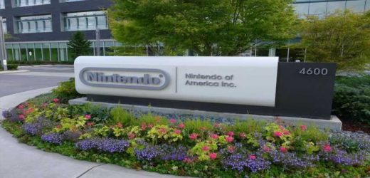Check Out Footage Of Nintendo's Headquarters Back In 1990