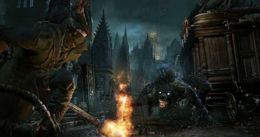 Bloodborne Is Still The Best Souls Game, And It's Not Even Close