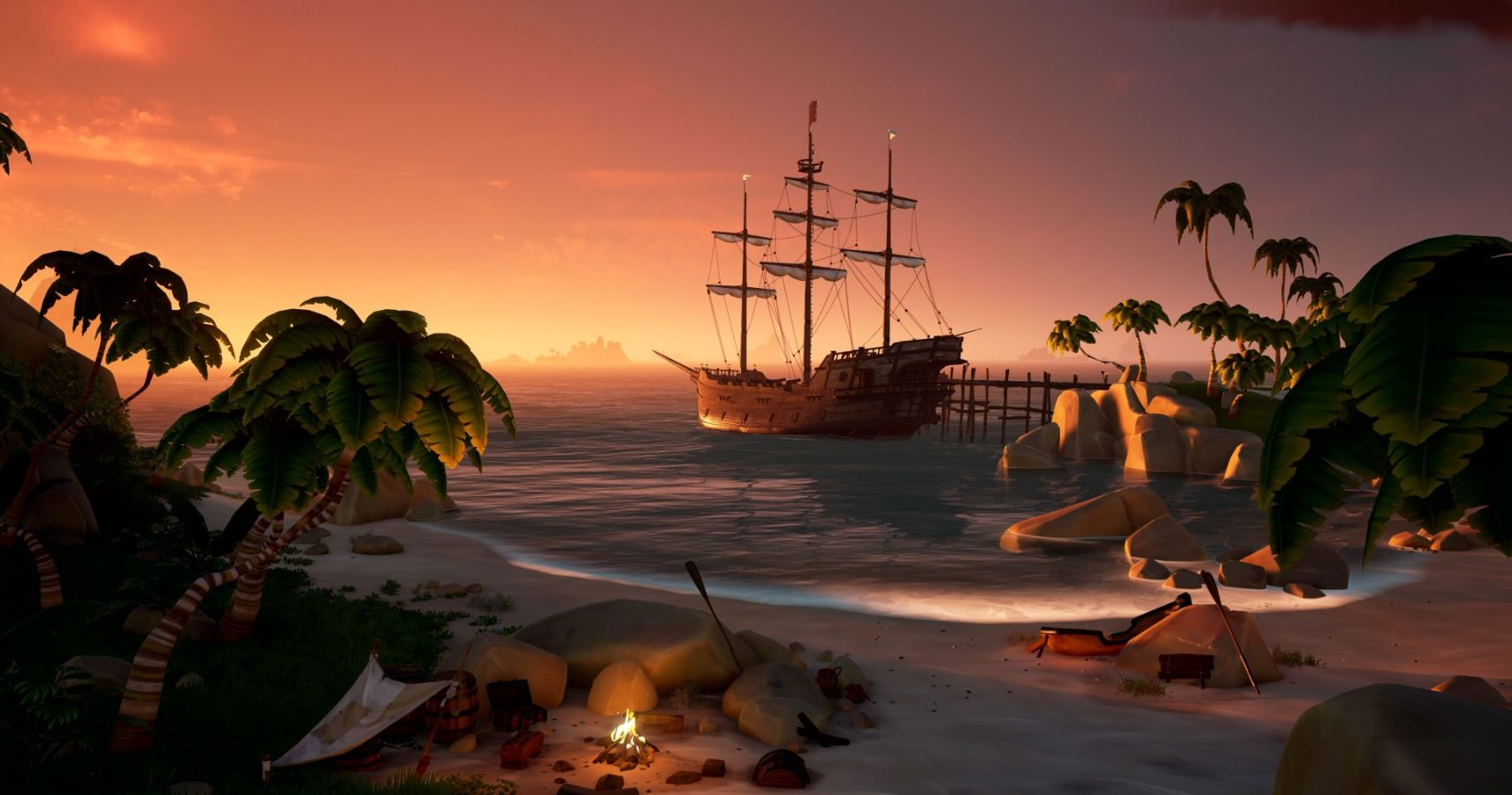 A Skeleton Ship And A Rowboat – How One Anecdote Made Me Fall In Love With Sea Of Thieves
