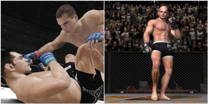 The 8 Best UFC Games Ever (& The 6 Worst)