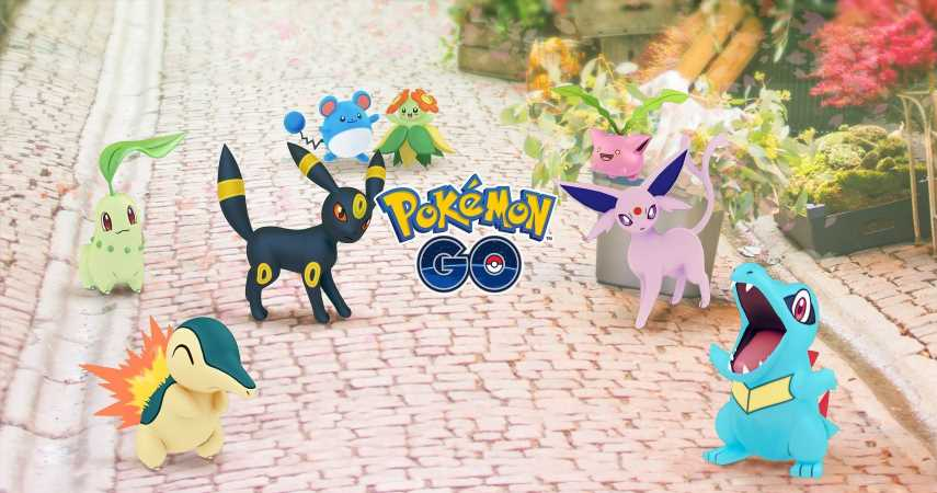Pokemon Go How To Complete The Johto Collection Challenge