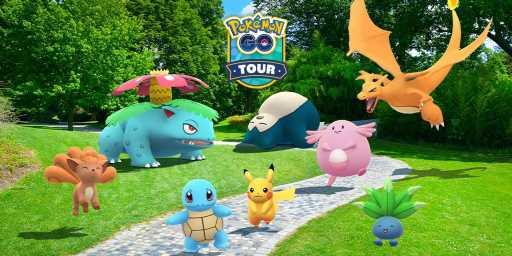 Pokémon GO to introduce Pokémon trainers on the map for Kanto Tour