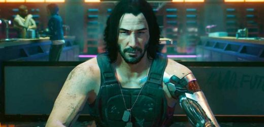 CDPR Puts A Stop To People Getting It On With Keanu Reeves In Cyberpunk 2077