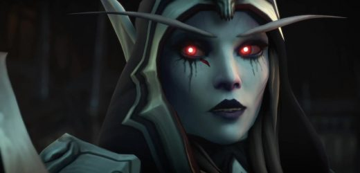 World of Warcraft's leaked cinematic has fans worried about Sylvanas' storyline