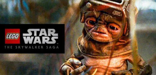 Lego Star Wars: The Skywalker Saga Will Feature 300 Playable Characters (Including Babu Frik)