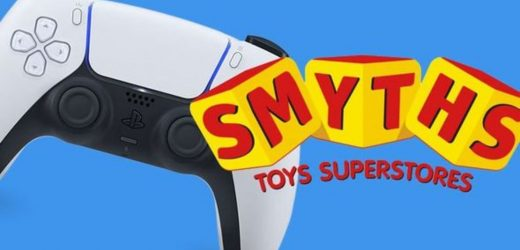 Irish Toy Store Smyths Reveal PS5 Stock Date