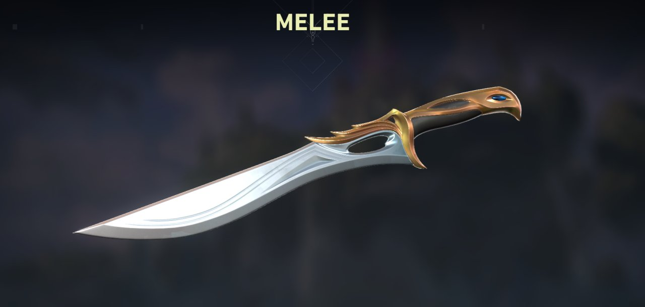 The 4 best melee weapons in Valorant from 2020 – Daily Esports