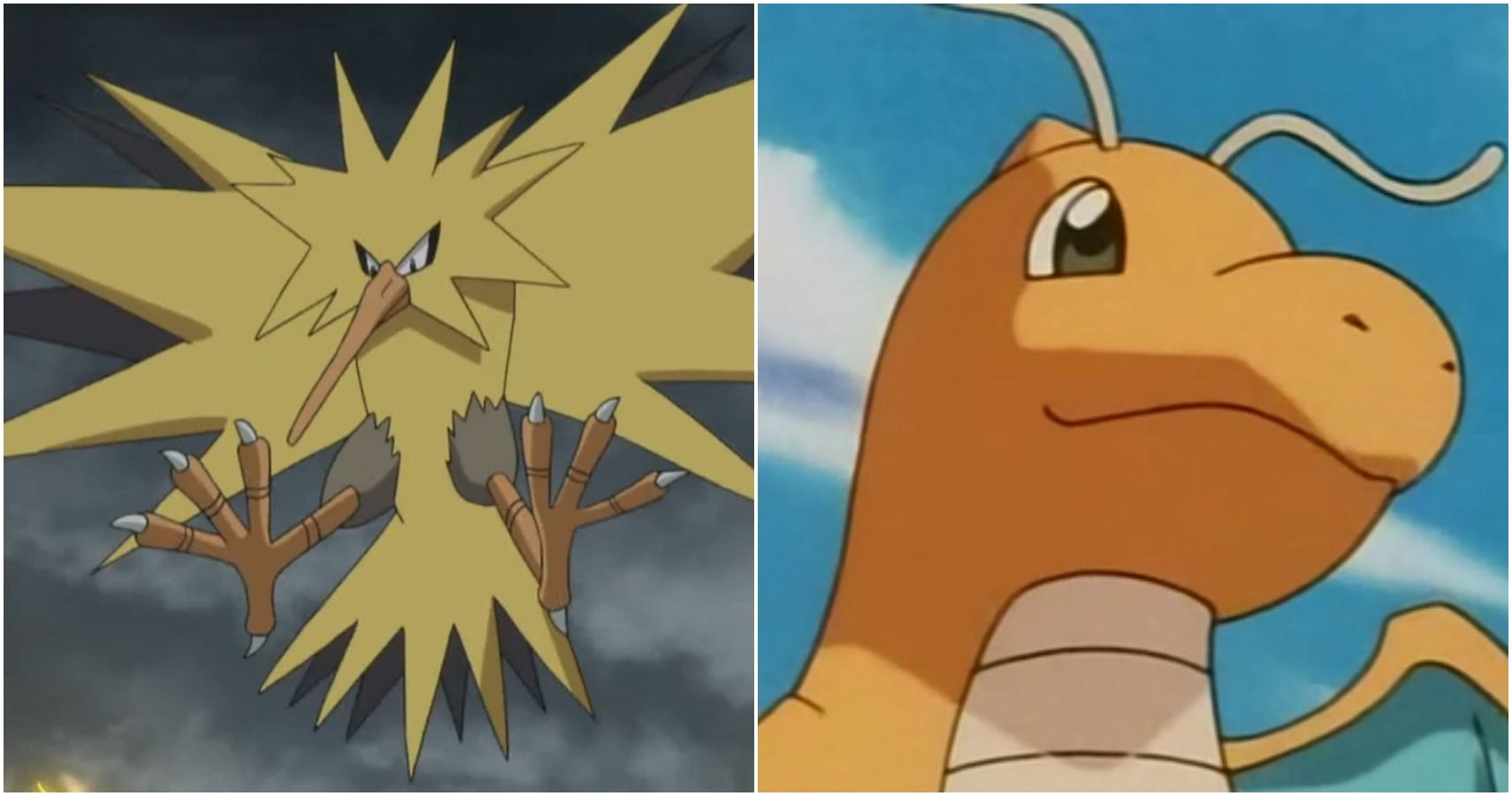 10 Strongest Competitive Pokemon In Gen One
