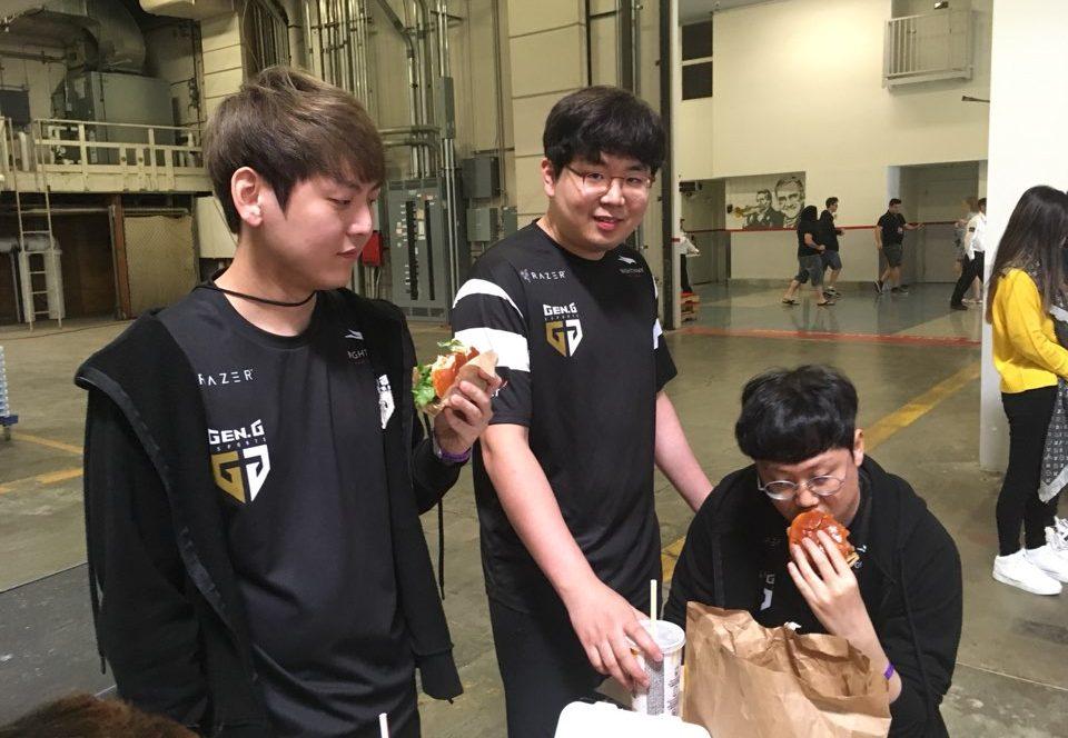 Gen.G cooks up McDonald's partnership – Esports Insider