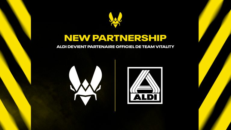 ALDI France becomes official partner of Team Vitality – Esports Insider