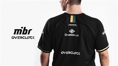 MIBR Announces Overclock as Newest Sponsor