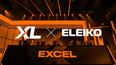 EXCEL Esports Partners With Fitness Equipment Company Eleiko