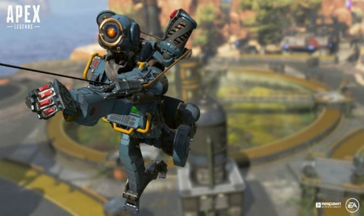 Apex Legends update size, patch notes and download times for PS4, Xbox One and PC
