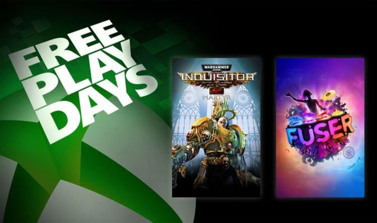 Xbox Live Gold subscribers can download two new games for the weekend