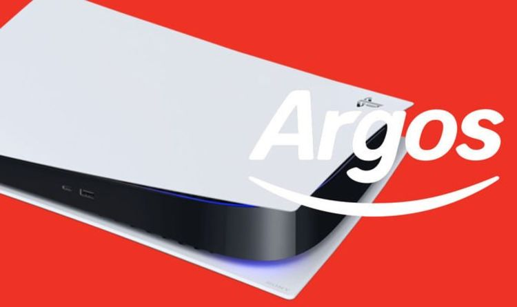 Argos PS5 stock boost: Great news for fans hoping to buy PlayStation 5