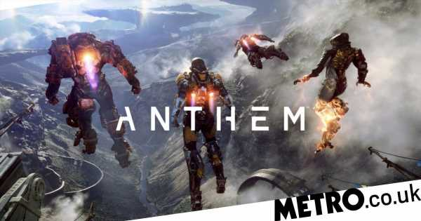 Anthem Next cancelled as BioWare stops all major work on game