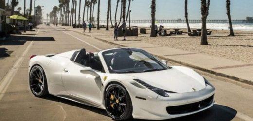 An In-Depth Look at Atlanta Ferrari Rental Services