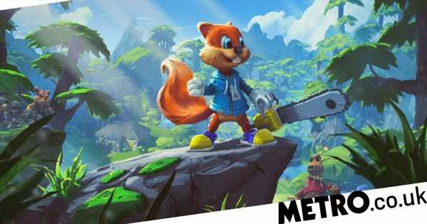 Rumour: new Conker game in development but fans are dubious