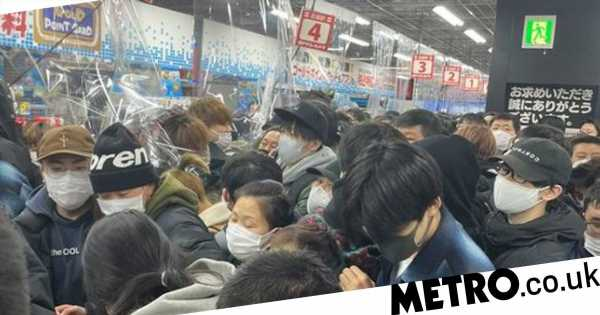 Tokyo PS5 stock sale turns into riot as police called