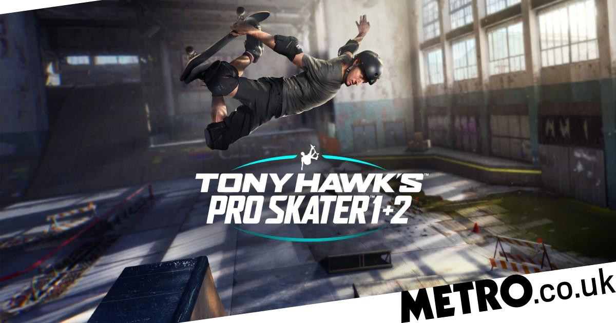 Tony Hawk's Pro Skater 1+2 costs $10 to upgrade on PS5 and Xbox Series X/S