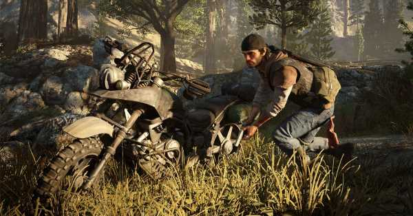 Days Gone comes to PC this spring, with more PlayStation ports on the way