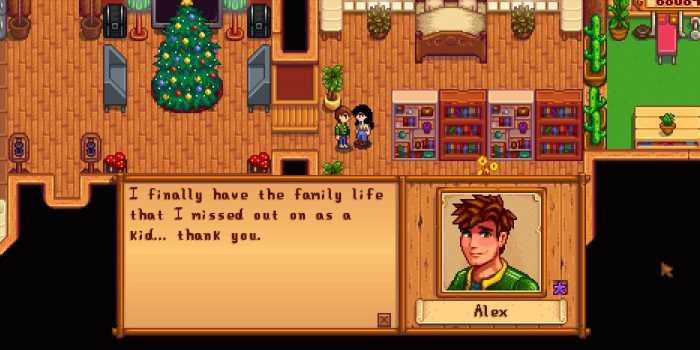Stardew Valley: A Complete Guide to Marrying Alex