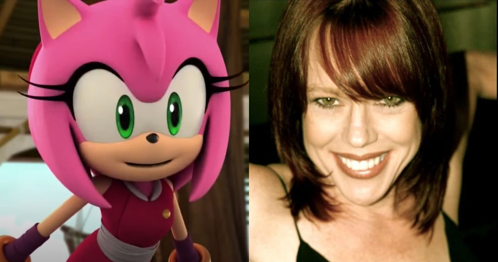 Cindy Robinson Confirms She Will No Longer Voice Amy Rose