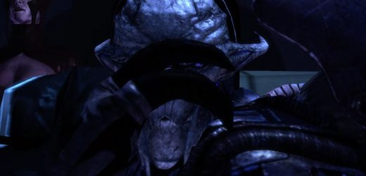 Before You Play Mass Effect's Legendary Edition, Read Mass Effect: Revelation