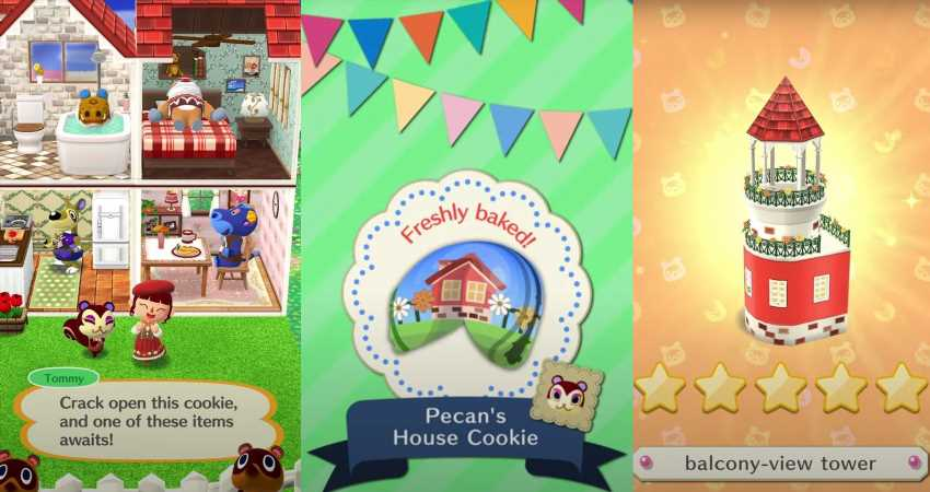 The 'Pecan's House Cookie' Event Has Begun In Animal Crossing: Pocket Camp