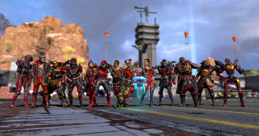 Apex Legends Extends Anniversary Collection Event, Now Runs Until March 2