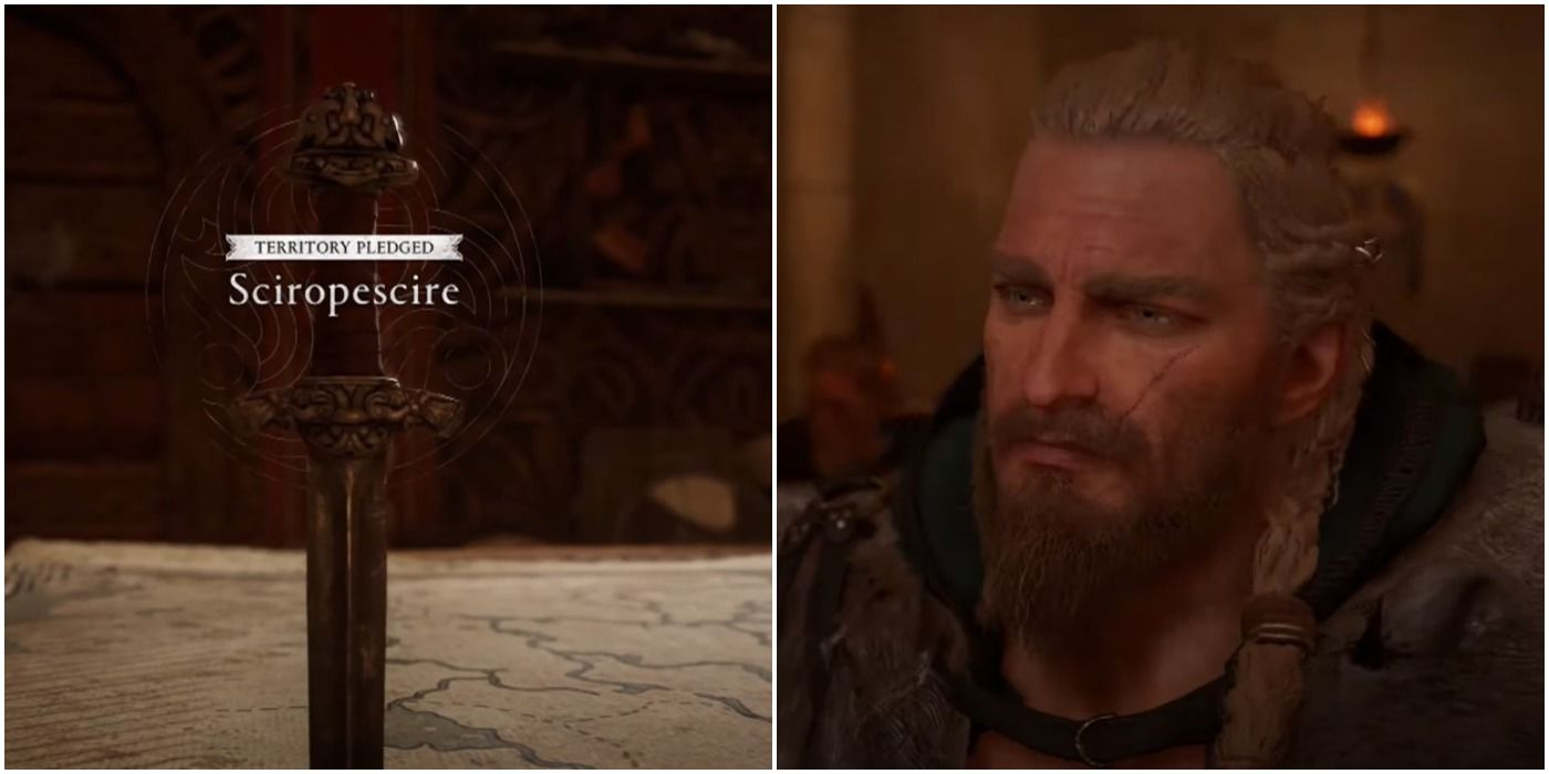 Assassin's Creed Valhalla: Sciropescrire Walkthrough – The Book Of Dragons
