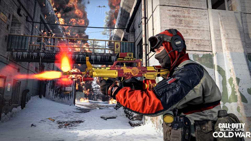 David Vonderhaar responds to criticism about Black Ops Cold War League Play