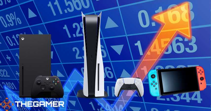 Console Sales In January Were The Best They've Been In A Decade