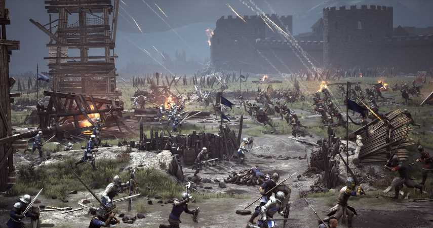 Chivalry 2 Brings The Battle Back In June With Closed Beta Access For Pre-Orders