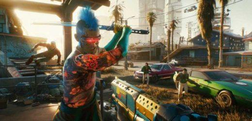 Cyberpunk 2077 Drops 16 Spots On Console Sales List In January