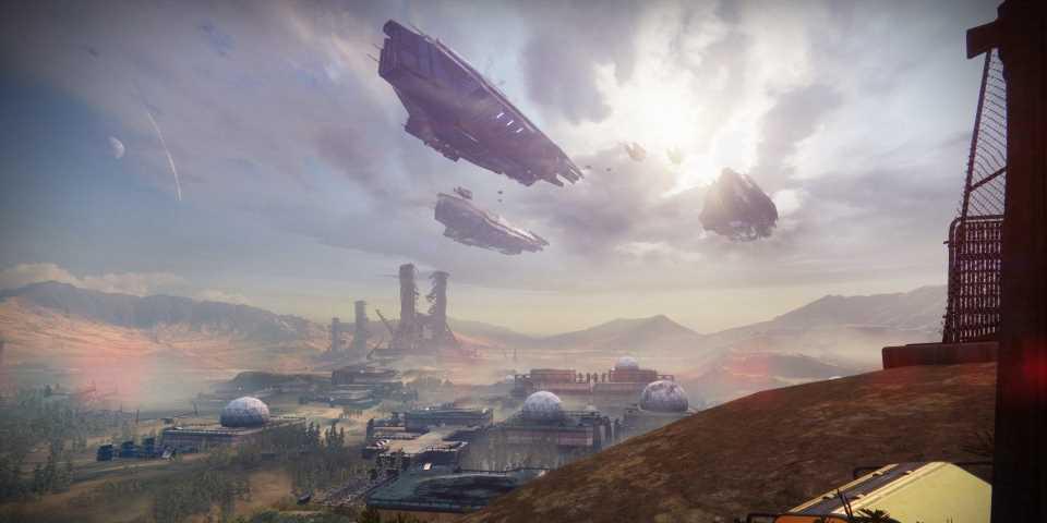 Destiny 2: Every Cosmodrome Region Chest Location