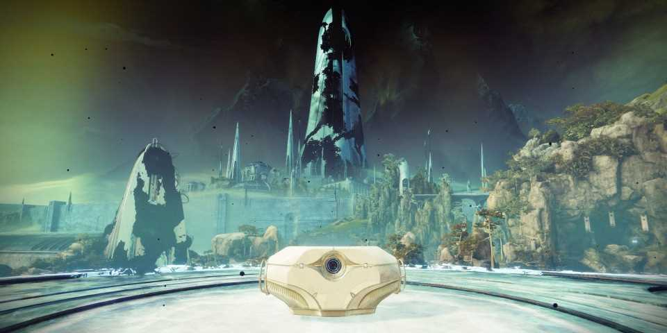 Destiny 2: All Dreaming City Ascendant Chest Locations