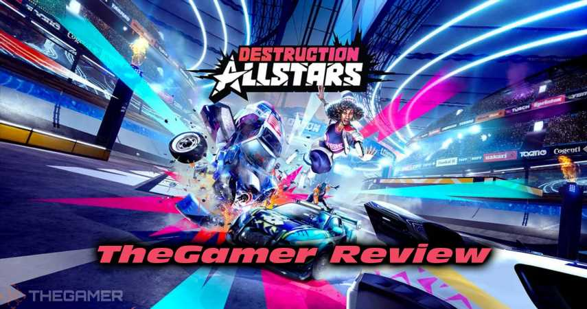 Destruction AllStars Review: Bucket Of Bolts