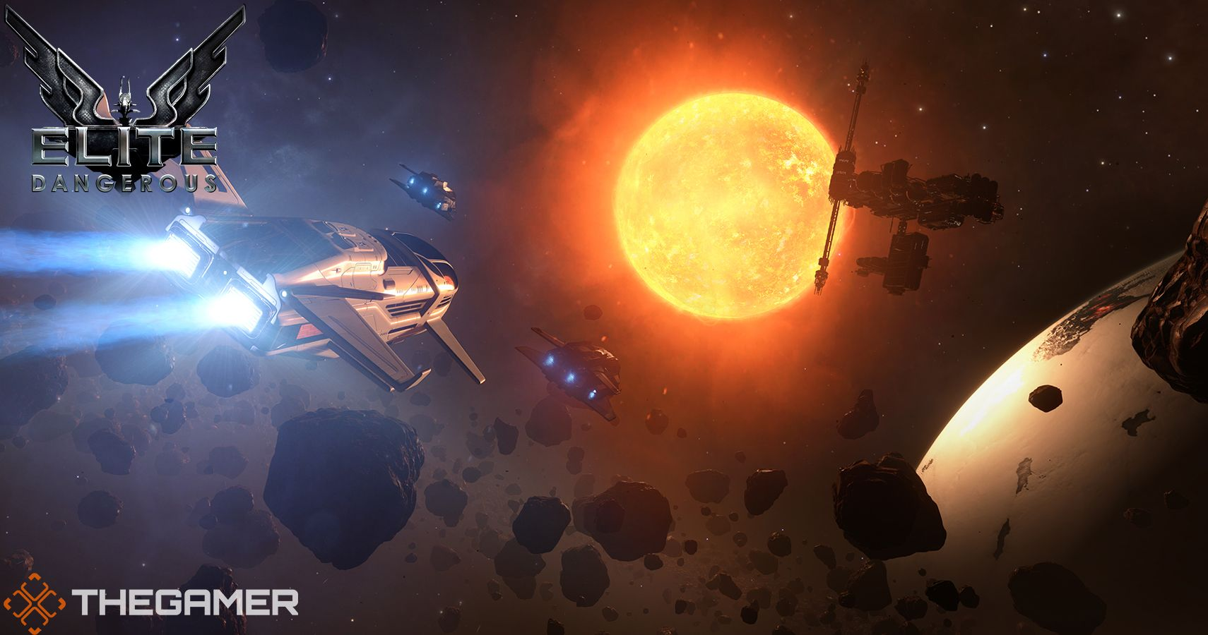 Elite Dangerous Players Are Running A Gulag, Using Trapped Newbies To Farm Resources