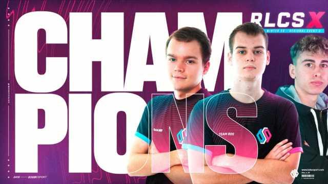 Team BDS wins Rocket League Championship Series Season X European Winter Major – Daily Esports