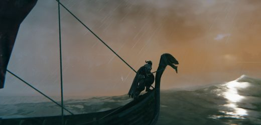 Valheim: How To Build A Boat And Sail The Open Sea