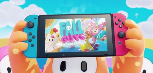Fall Guys Heading To Nintendo Switch This Summer