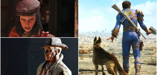 10 Things You Never Knew About Fallout 4's Development
