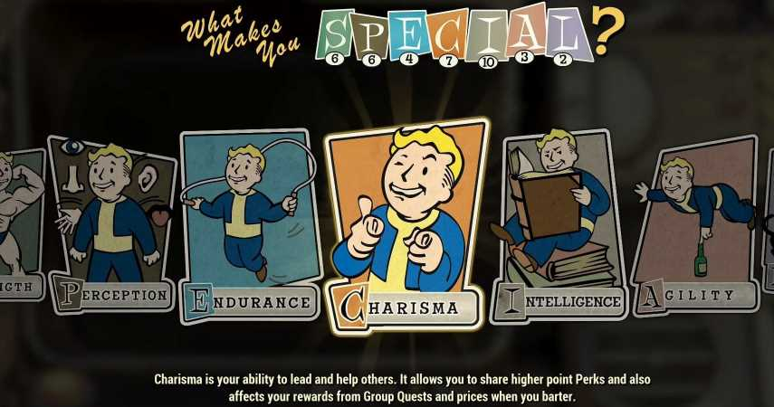 Fallout 76: Complete Guide To Perk Cards