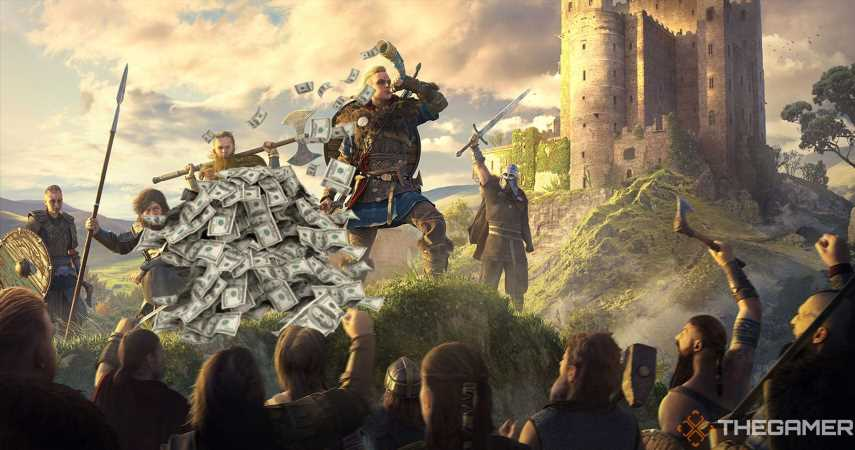 Fans Criticize Assassin's Creed Valhalla's Microtransactions