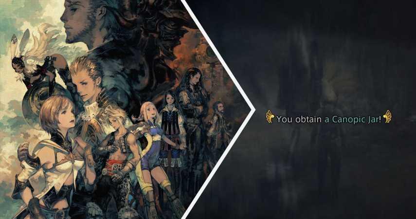 Final Fantasy 12: How To Get A Morbid Urn