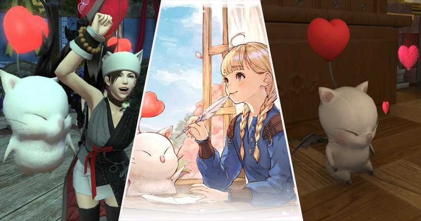 Final Fantasy 14: Guide to Completing Valentione's and Little Ladies' Day 2021